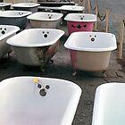 Mickey Mouse Bathtubs by CarolM