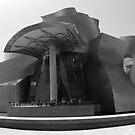 Guggenheim - Bilbao by lukefarrugia