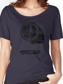 Scratched But Loved Women's Relaxed Fit T-Shirt