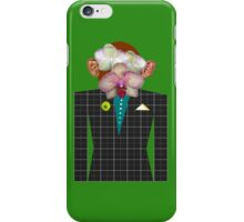 Mr. Orchid Monkey-Man iPhone Case/Skin