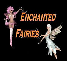 Enchanted fairies by LoneAngel