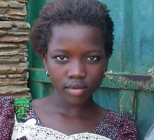 accra girl by sarahtoure