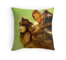 Emerald Forests Throw Pillow