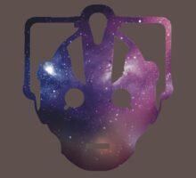 Cyber Galaxy - Doctor Who Cyberman One Piece - Short Sleeve