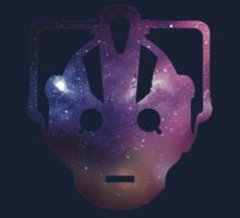 Cyber Galaxy - Doctor Who Cyberman Kids Clothes