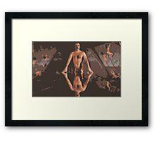Zardoz Framed Print
