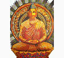 buddha - 2009 Womens Fitted T-Shirt