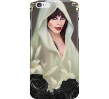 Elvira, Our Lady of Darkness iPhone Case/Skin