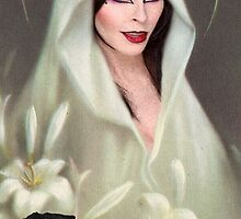 Elvira, Our Lady of Darkness by lancheney007