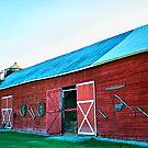 Character of The Barn by Deborah  Benoit