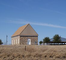 Tabernacle At Whitt, Texas by TxGimGim