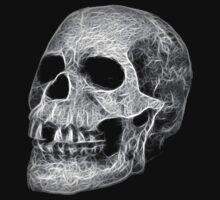 Fractal Skull by SteveMG
