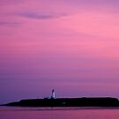 Pladda Sunset by Stephen Maxwell