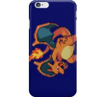 pokemon pixel 3d charizard dragon anime shirt iPhone Case/Skin