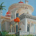 Monserrate Palace at Sintra, Portugal by Erika Ribeiro