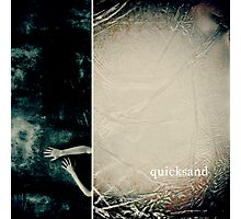 Quicksand Photographic Print