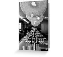 Which Way to the Wine and Champagne? Greeting Card