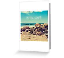 Endless Summer  Greeting Card