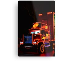 Mack from Cars Metal Print