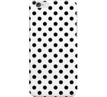 Cute Polka dots iPhone Case/Skin