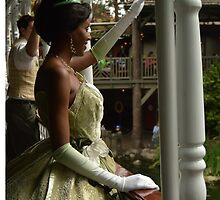 Princess Tiana by maileficent