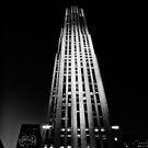 Rockefeller Center by Michael Grohs