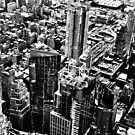 New York from above by Michael Grohs