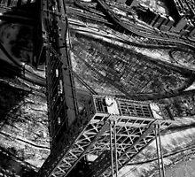 George Washington Bridge by Michael Grohs