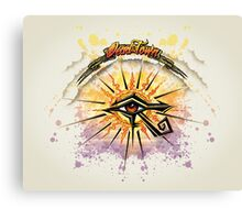 DT Eye of Horus. Canvas Print