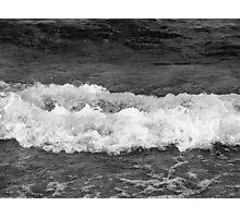 Lake Superior surf Photographic Print