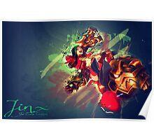 Firecracker Jinx Poster