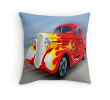 """""""Born In The U.S.A."""" Throw Pillow"""
