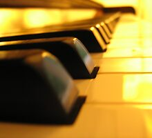Piano Keys by DerangedClown