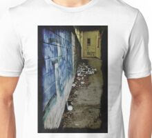 Hiding in Coffee Alley Unisex T-Shirt