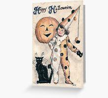 Happy Hallowe'en Greeting Card