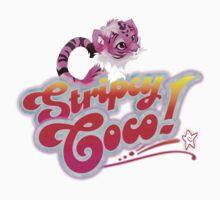 Stripey Coco T-Shirt
