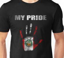 Peru My Pride Unisex T-Shirt