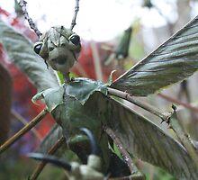 Fairy by zombiebunnie