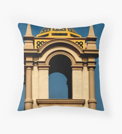 Domed Tower Throw Pillow