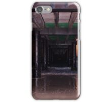 Coogee Jetty on Sunset iPhone Case/Skin
