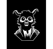 Monkey Demon Photographic Print