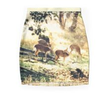 New skirt 1, wildlife landscape Mini Skirt