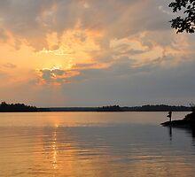Greeting the Dawn by Nancy Barrett