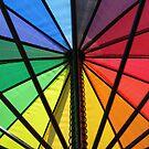 Under My Rainbow Umbrella by Sherilee Evelyn