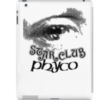 Star Club Phyco iPad Case/Skin