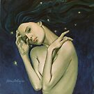 """""""Virgo""""...from """"Zodiac signs"""" series by dorina costras"""