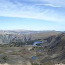 Beartooth Scenic Highway - Summit and Cirques by May Lattanzio