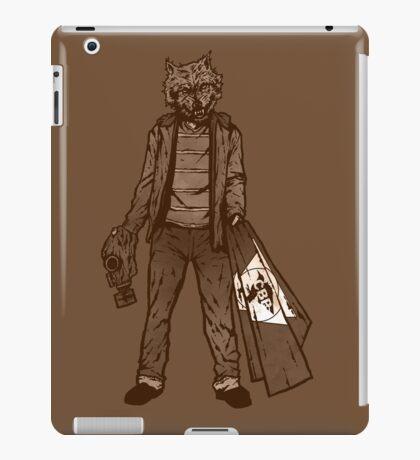 The Wolf iPad Case/Skin