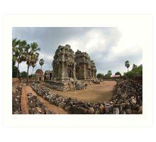 Phnom Krom Art Print