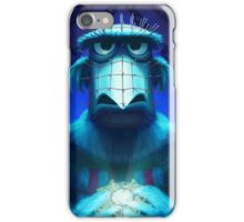 Muppet Maniac - Sam the Eagle as Pinhead iPhone Case/Skin